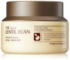 [TONYMOLY] The Tan Tan Lentil Bean Moisture Cream