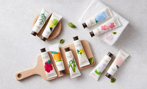 [Innisfree] Jeju Perfumed Hand Cream Season 2