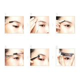 innisfree Eco Beauty Tool Eyebrow Self Kits, A Set Of 7Ea
