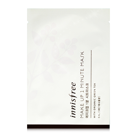 Innisfree Makeup 1 Minute Mask