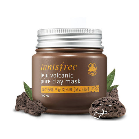 [innisfree] Jeju Volcanic Pore Clay Mask