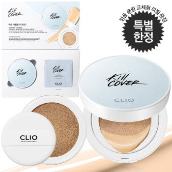 [CLIO] Kill Cover Founwear Water Kill cushion SET