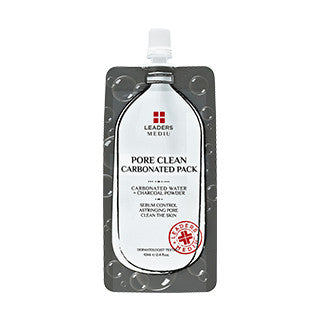[Leaders] MEDIU Pore Clean Charcoal Pack