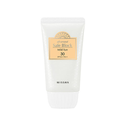 [MISSHA] All Around Safe Block Mild Sun SPF30/PA++