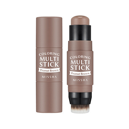 [MISSHA] Coloring Multi Stick [Peanut Brown]