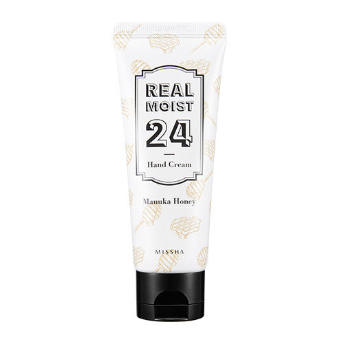 [MISSHA] Real Moist 24 Hand Cream [Manukau Honey]
