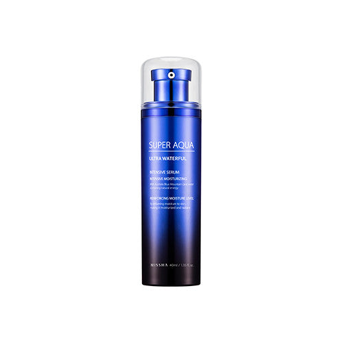 [MISSHA] Super Aqua - Ultra Waterful Intensive Serum