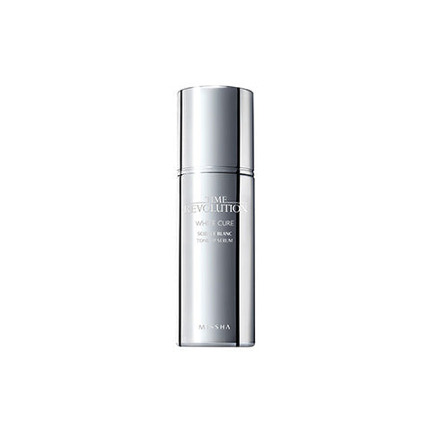 [MISSHA] [Time Revolution] White Cure Science Blanc Tone Up Serum