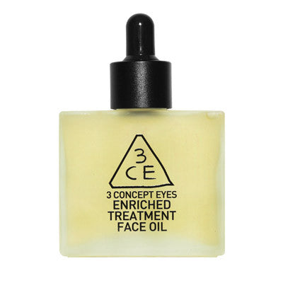 [3CE] Enriched Treatment Face Oil