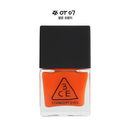 [3CE] Nail Lacquer #Or07
