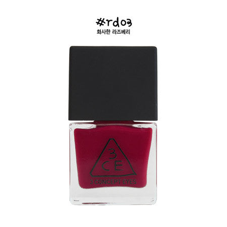 [3CE] Nail Lacquer #Rd03
