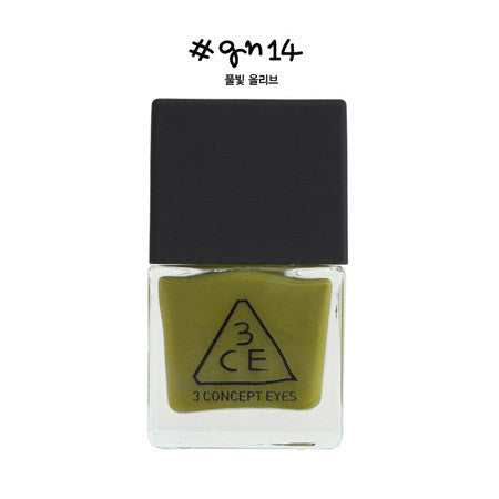[3CE] Nail Lacquer #Gn14