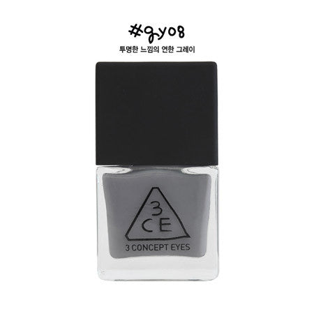 [3CE] NAIL LACQUER #GY08