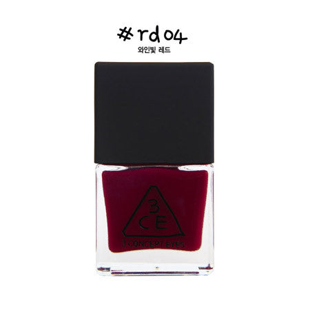 [3CE] Nail Lacquer #Rd04