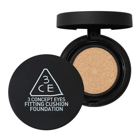[3CE] Fitting Cushion Foundation