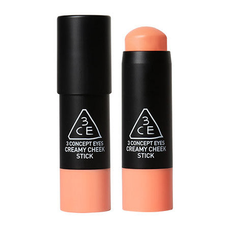 [3CE] Creamy Cheek Stick-#Sweet Apricot