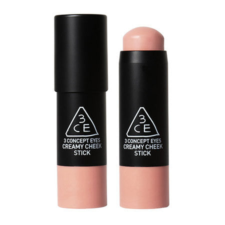 [3CE] Creamy Cheek Stick-#Love Craft