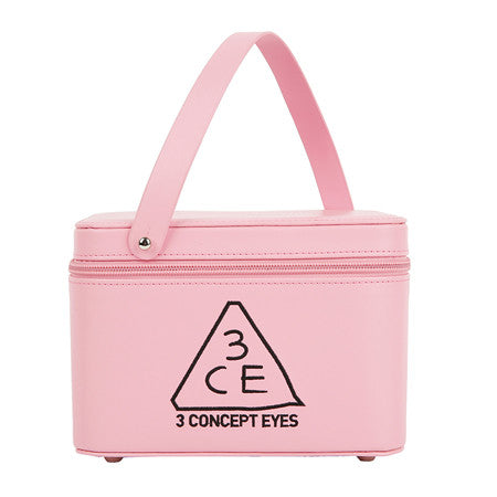 [3CE] Pink Rumour Mini Makeup Box