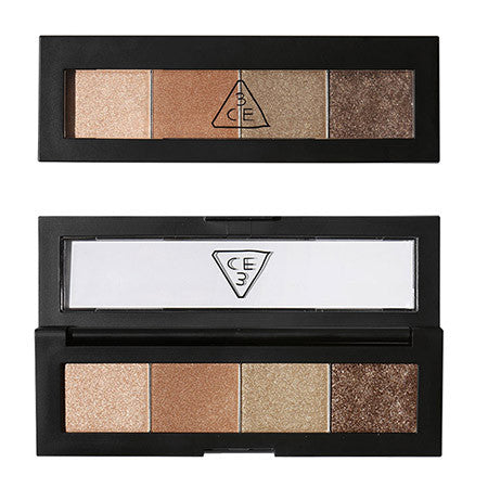 [3CE] Eye Shadow Palette #Saddle