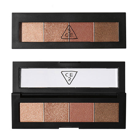 [3CE] EYE SHADOW PALETTE #SIENNA