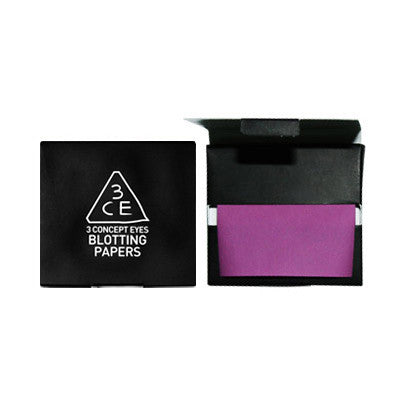 [3CE] BLOTTING PAPERS
