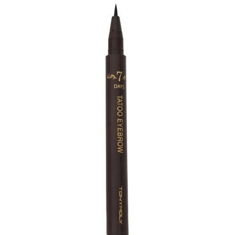 [TONYMOLY] 7DAYS Tatoo Eyebrow (Dark Brown)