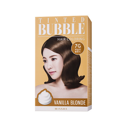 [MISSHA] Tinted Bubble Hair Coloring [Vanila Blonde]