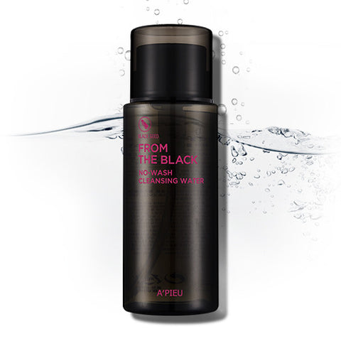 [APIEU] From The Black No-Wash Cleansing Water