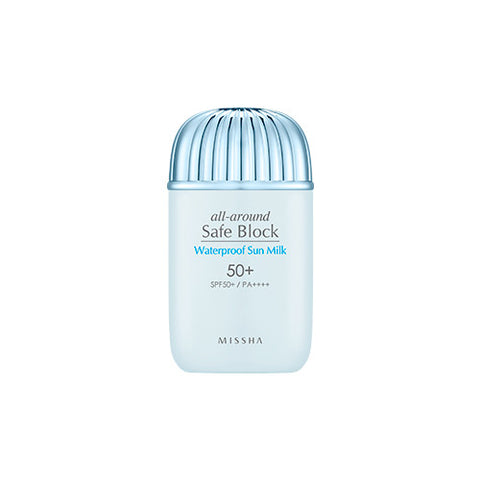 [MISSHA] All Around Safe Block Waterproof Sun Milk SPF50+/PA++++ 40ml