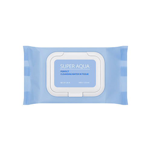 [MISSHA] Perfect cleansing Water In Tissue