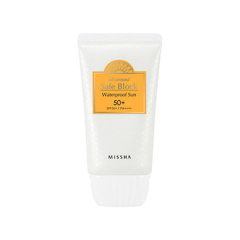 [MISSHA] All Around Safe Block Waterproof Sun SPF50+/PA++++