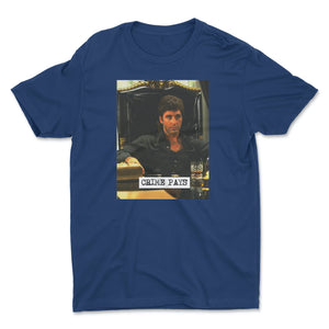Tony Montana - From the Movie Scarface