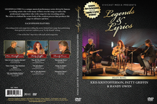 Load image into Gallery viewer, L&L Episode 2: Kris Kristofferson, Patty Griffin, Randy Owen