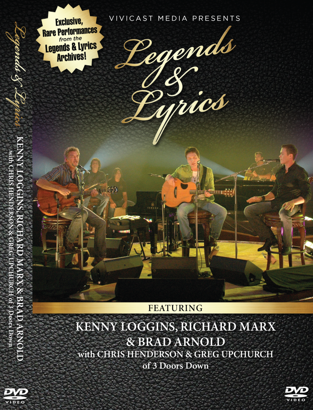 L&L Episode 1: Kenny Loggins, Richard Marx, Brad Arnold