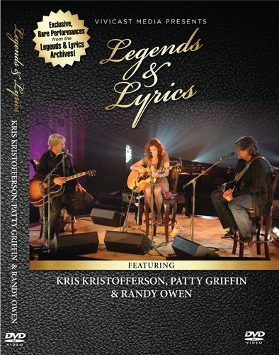 L&L Episode 2: Kris Kristofferson, Patty Griffin, Randy Owen