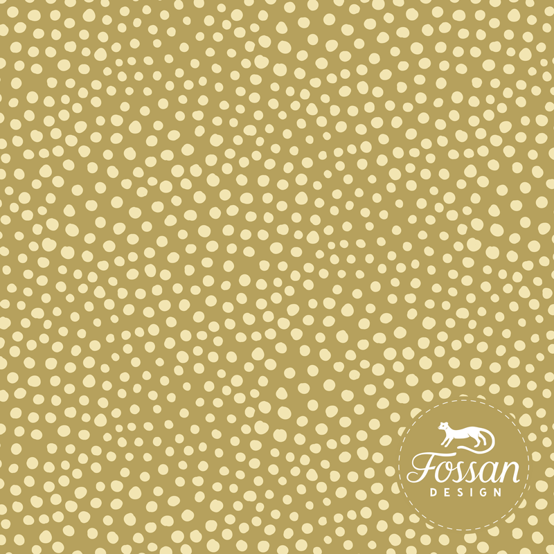 Jersey Stone Dots Gold