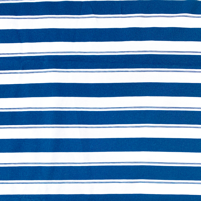 Jersey Stripes Blue