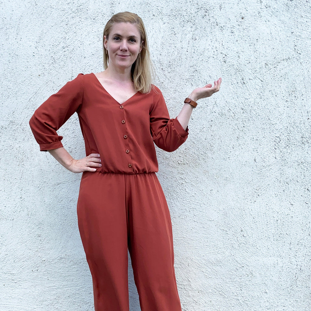 Symönster Siw Jumpsuit - English
