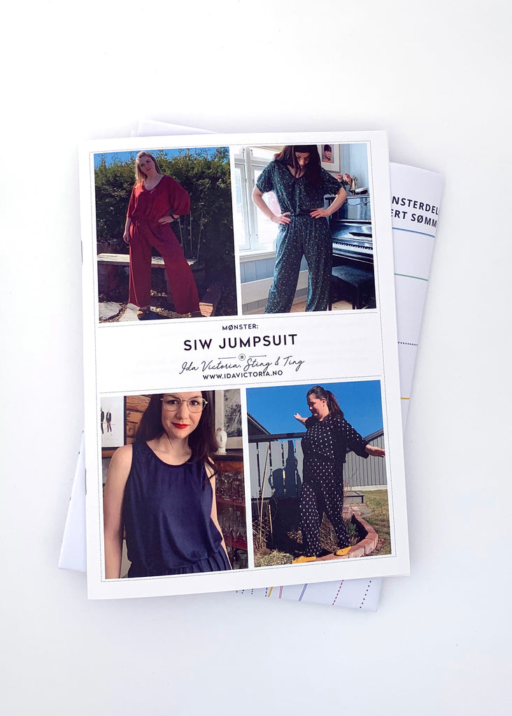 Symönster Siw Jumpsuit