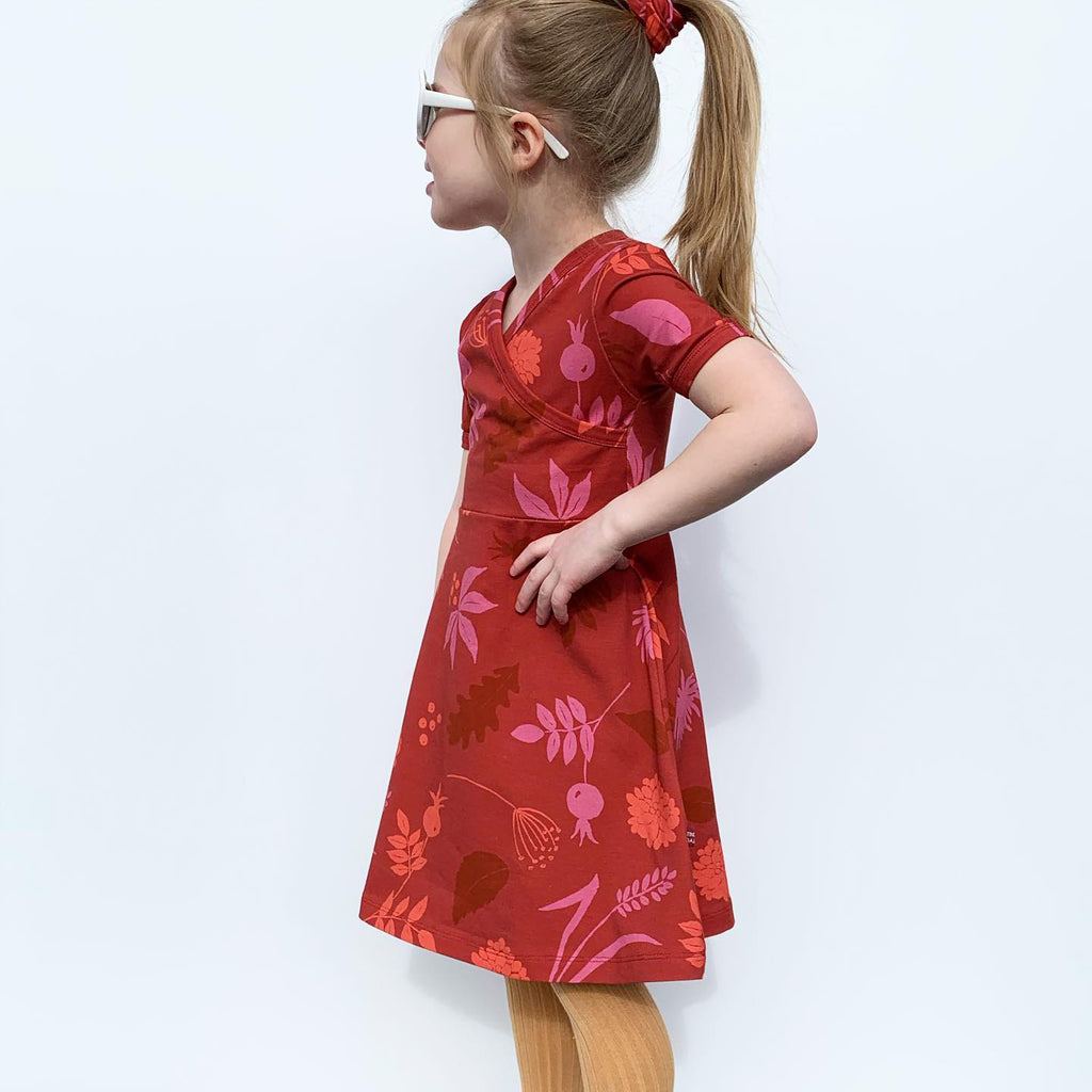 Symönster The Victoria Dress kids - English