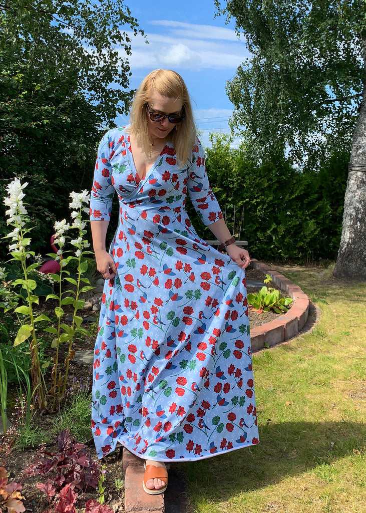 Symönster The Victoria Dress - English