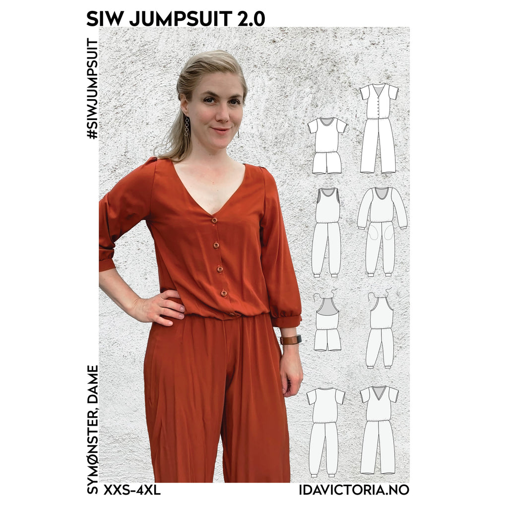 Symönster Siw Jumpsuit 2.0
