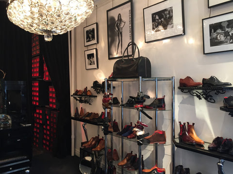 jeffery west shoes christopher street new york