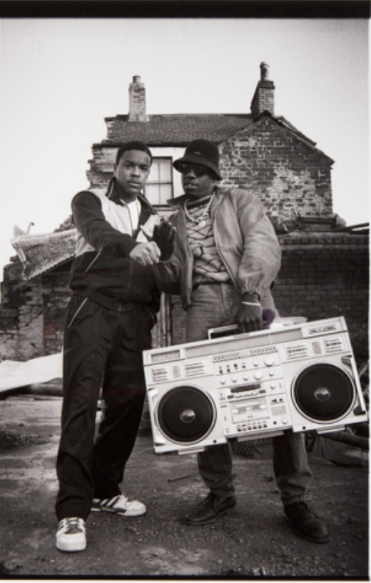 Schooly D/Code Money Belfast 1985