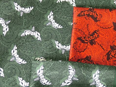 Buffalo Bill scarf and pocket square 1
