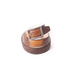 Claudio Belt - Skorpion Lizard Tan