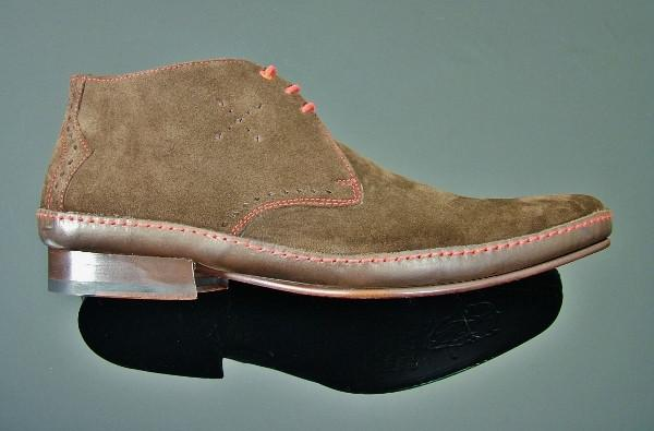 Jimmy Modernist 18245 - Brown Suede