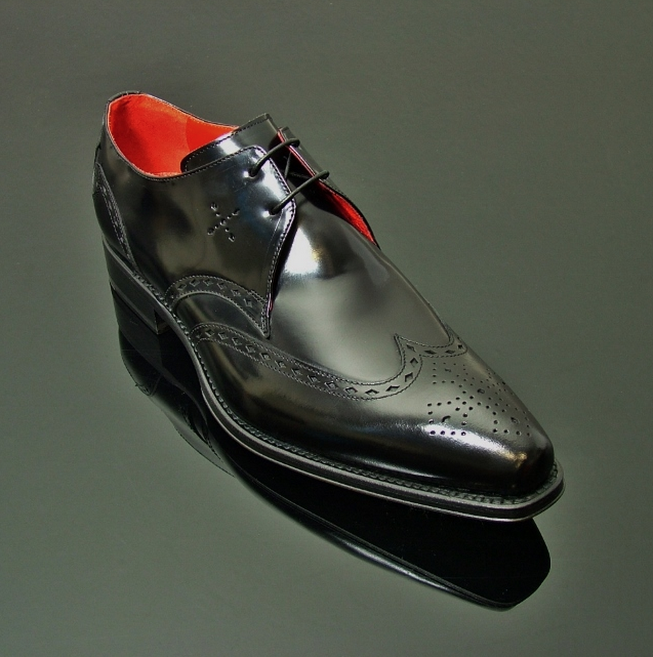 Lugosi 'Renfield' Black