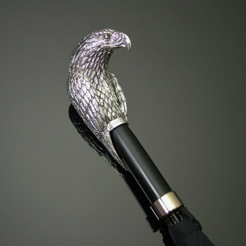 Umbrella - Thorondor Silver Eagle Head