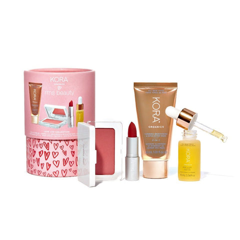 Love Life Collection RMS Beauty x KORA Organics